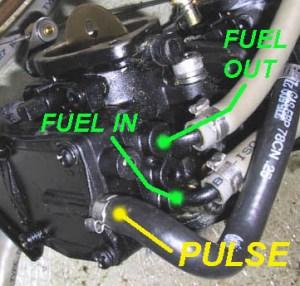 Mikuni Carburetor Test & Rebuild Info