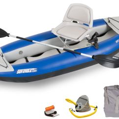 Canoe Chairs Walmart Coors Light Chair With Cooler Sea Eagle 300x 1 Person Inflatable Kayaks Package Prices
