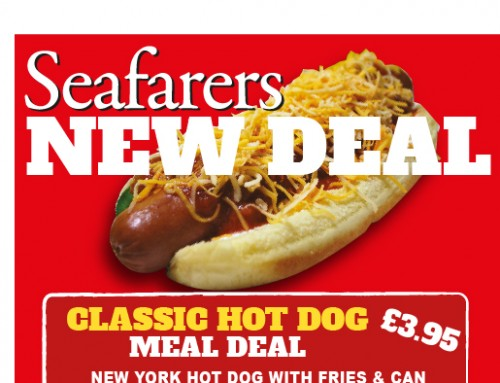 New Takeaway Hotdog Deal