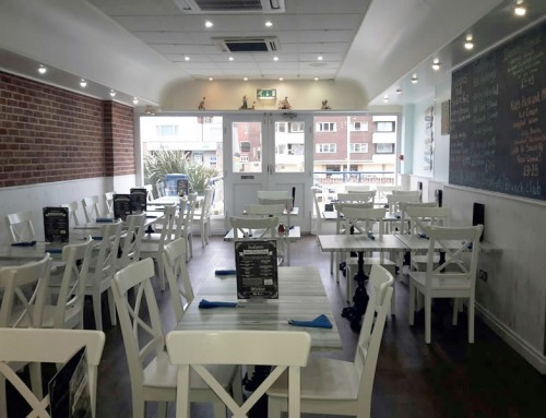Seafarers Newly Refurbished Restaurant