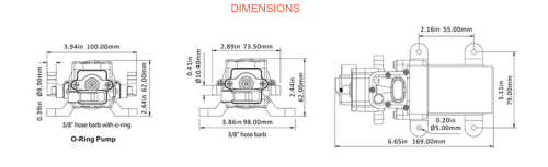 small resolution of 21 series diaphragm water pumps