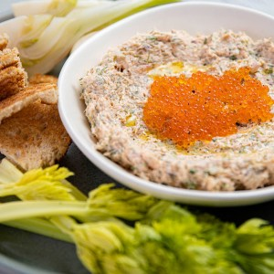 Picture of Smoked Rainbow Trout Rillettes