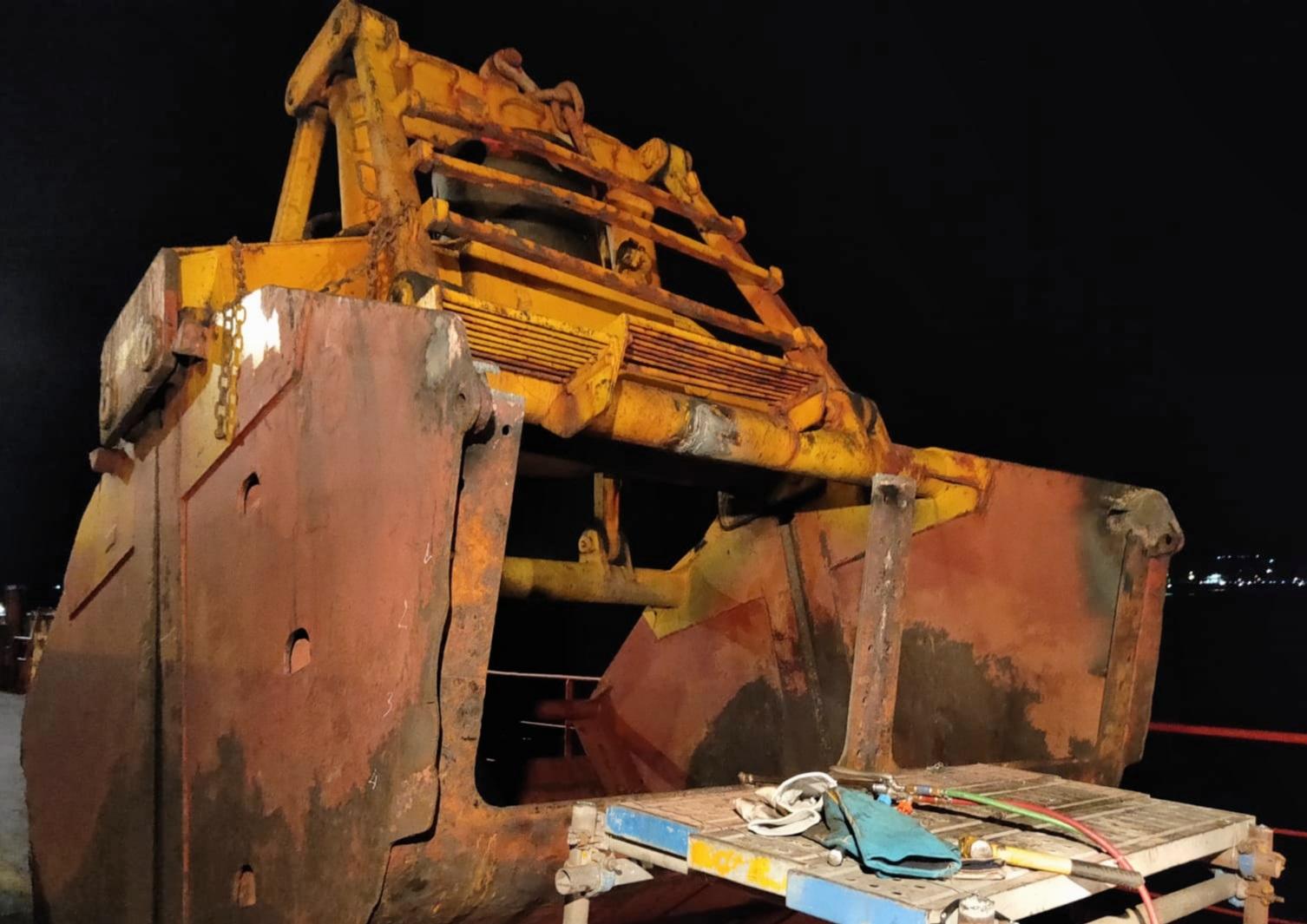cargo grab repair