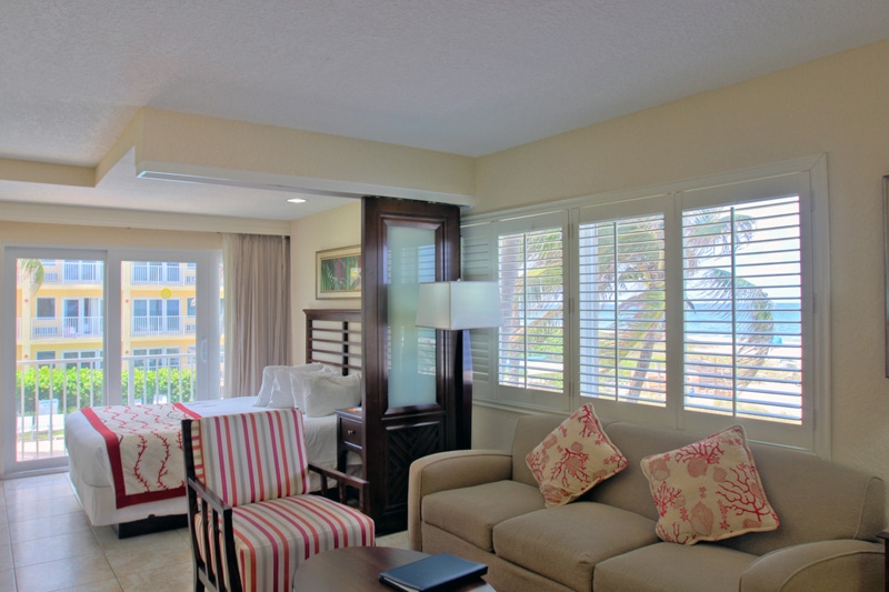 Deluxe Studio Suites at Sea Gardens Beach and Tennis Resort
