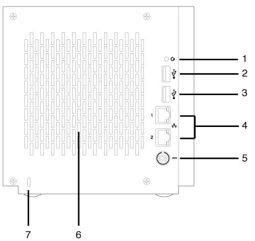 Sistema NAS Pro 2-Bay, 4-Bay, 6-Bay di Seagate