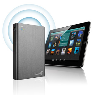 SeaGate Wireless Plus by Seagate – Review