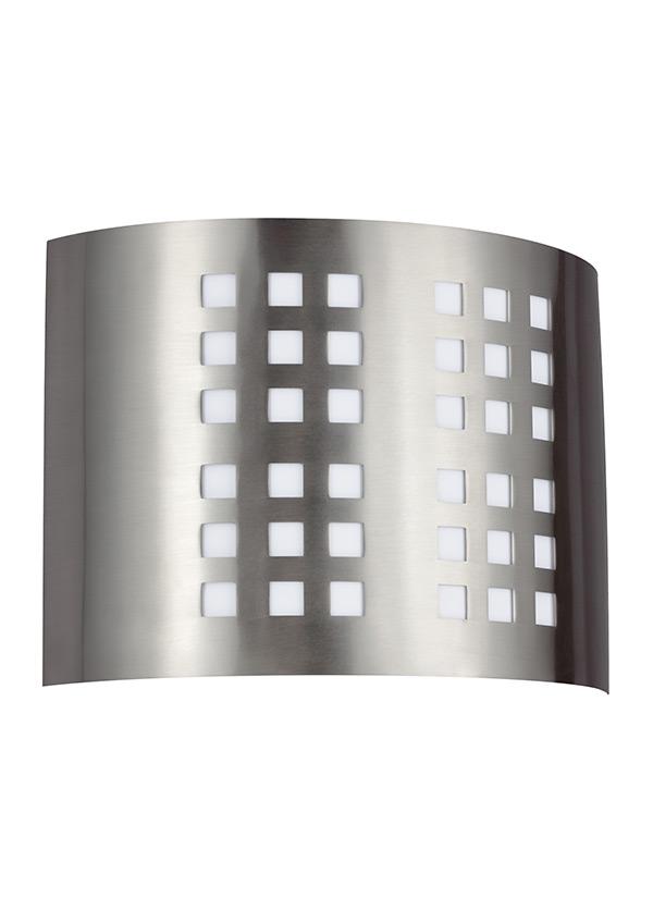 Brushed Nickel Outdoor Pendant Light
