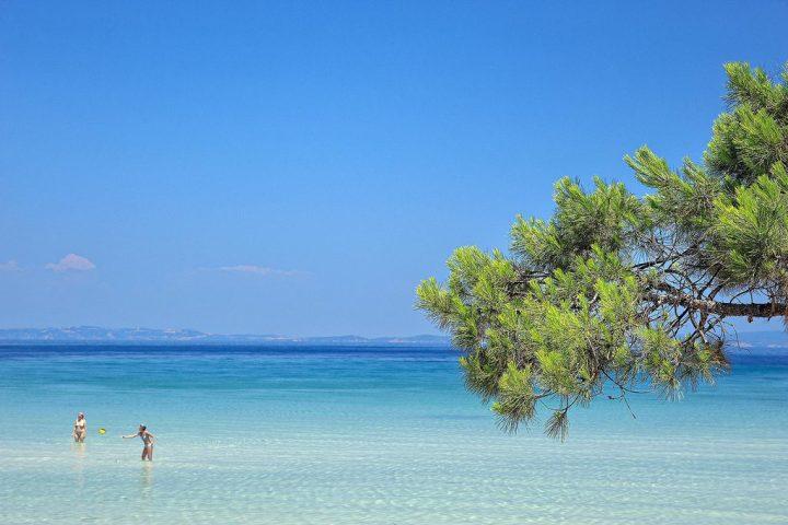 Karidi beach @ Vourvourou. Courtesy of visitgreece.gr
