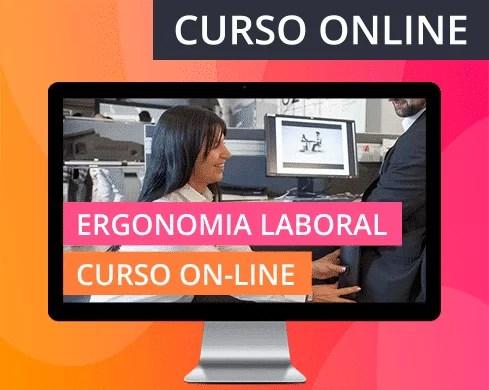 Curso de ergonomia laboral online