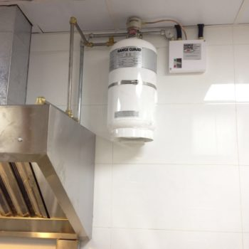 kitchen hood fire suppression system installation rooster decor wet chemical for commercial ...
