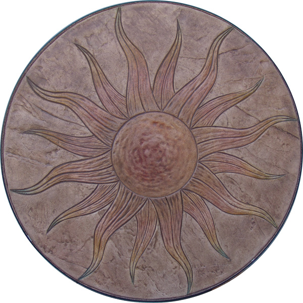 Stamp Rentals for Decorative Concrete