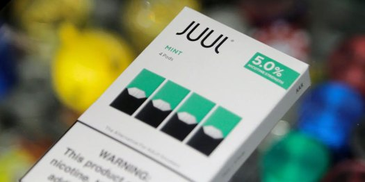 New taste of Juul