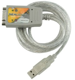 usb to 1 port rs 232 db9 serial interface adapter [ 1000 x 1000 Pixel ]