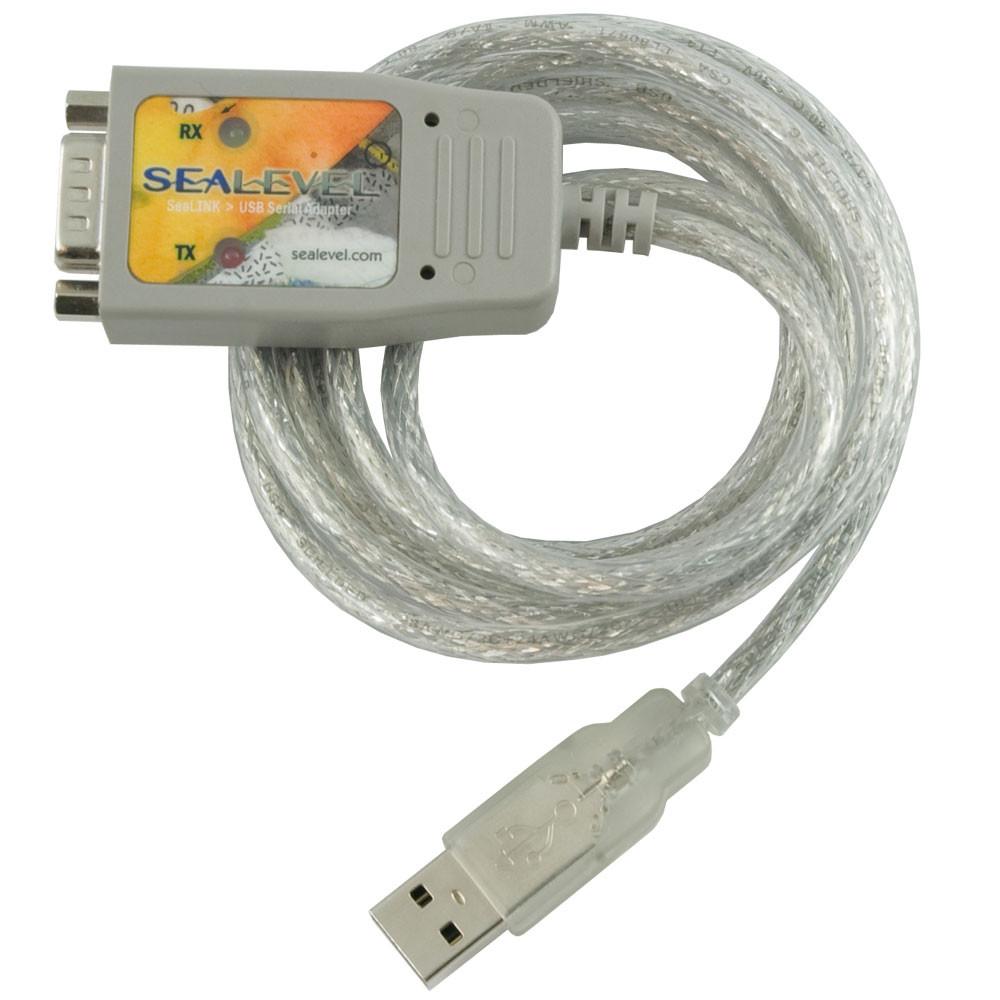 medium resolution of usb to 1 port rs 232 db9 serial interface adapter