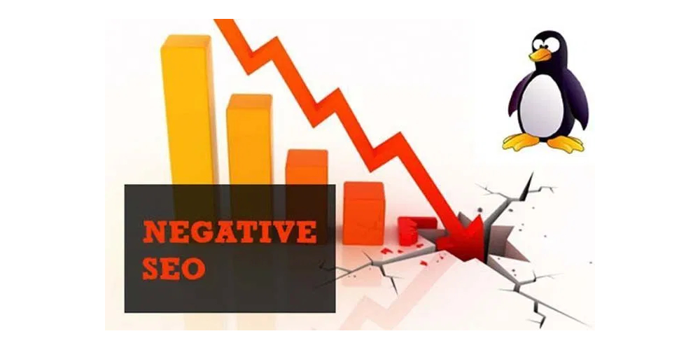 Negative SEO by Sealgorithm