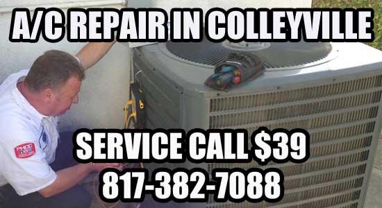 AC Repair Colleyville TX