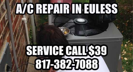 AC Repair Euless