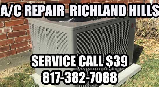 AC Repair Richland Hills TX