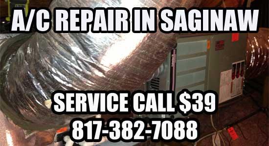 Air conditioning repair Saginaw