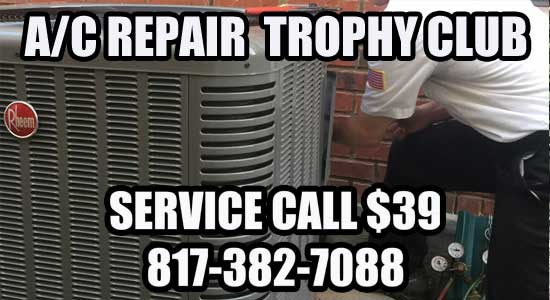 Trophy Club Air Conditioning Repair