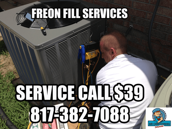 Freon Fill