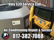 Air Conditioning Repair and Service
