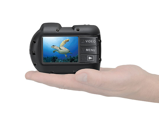 SeaLife Micro HD underwater camera
