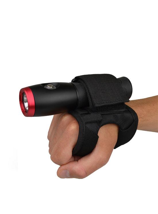 Sea Dragon underwater light hand strap