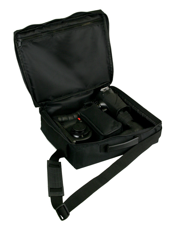 SeaLife underwater camera carrying case