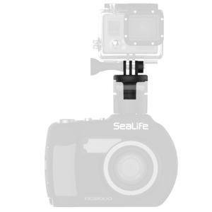 flex connect coldshoe gopro underwater camera accessory