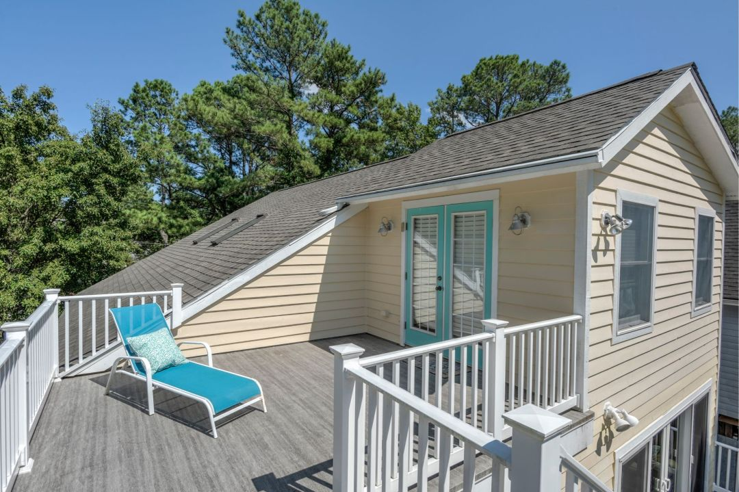 Deck Addition in Canal Drive, Millsboro DE with Duradek Ultra Legacy