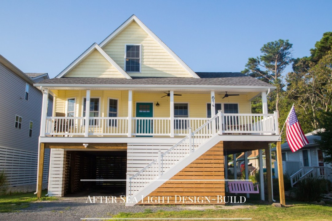 Seventh Street Addition After Sea Light Design-Build