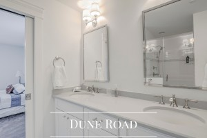 Dune Road Bathroom Remodel Gallery by Sea Light Design-Build