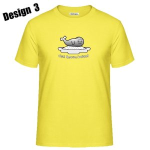 Seal Theme T-Shirt 3