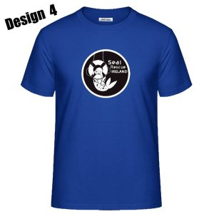 Seal Theme T-Shirt 4