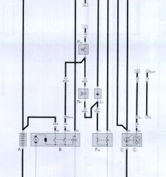 wiring diagrams european audi type 44s [ 669 x 1544 Pixel ]