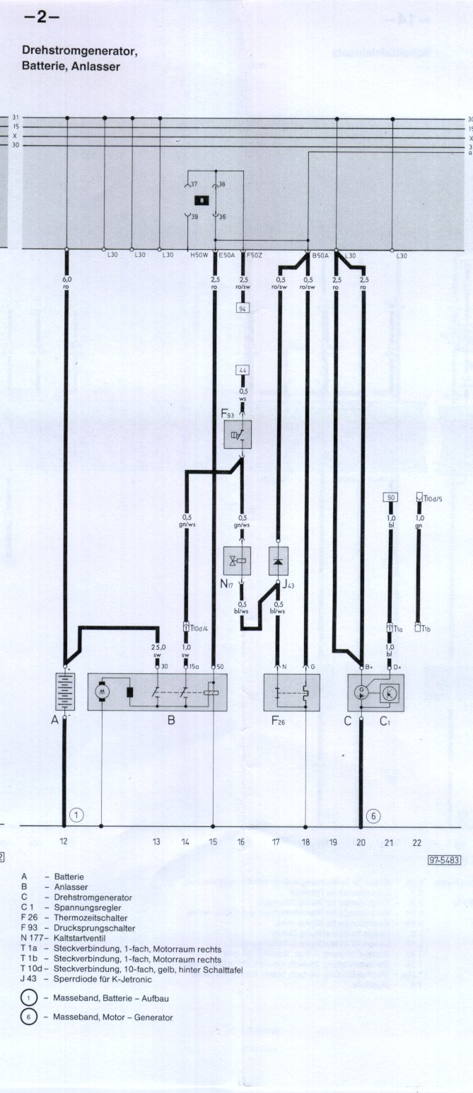 medium resolution of wiring diagrams european audi type 44s
