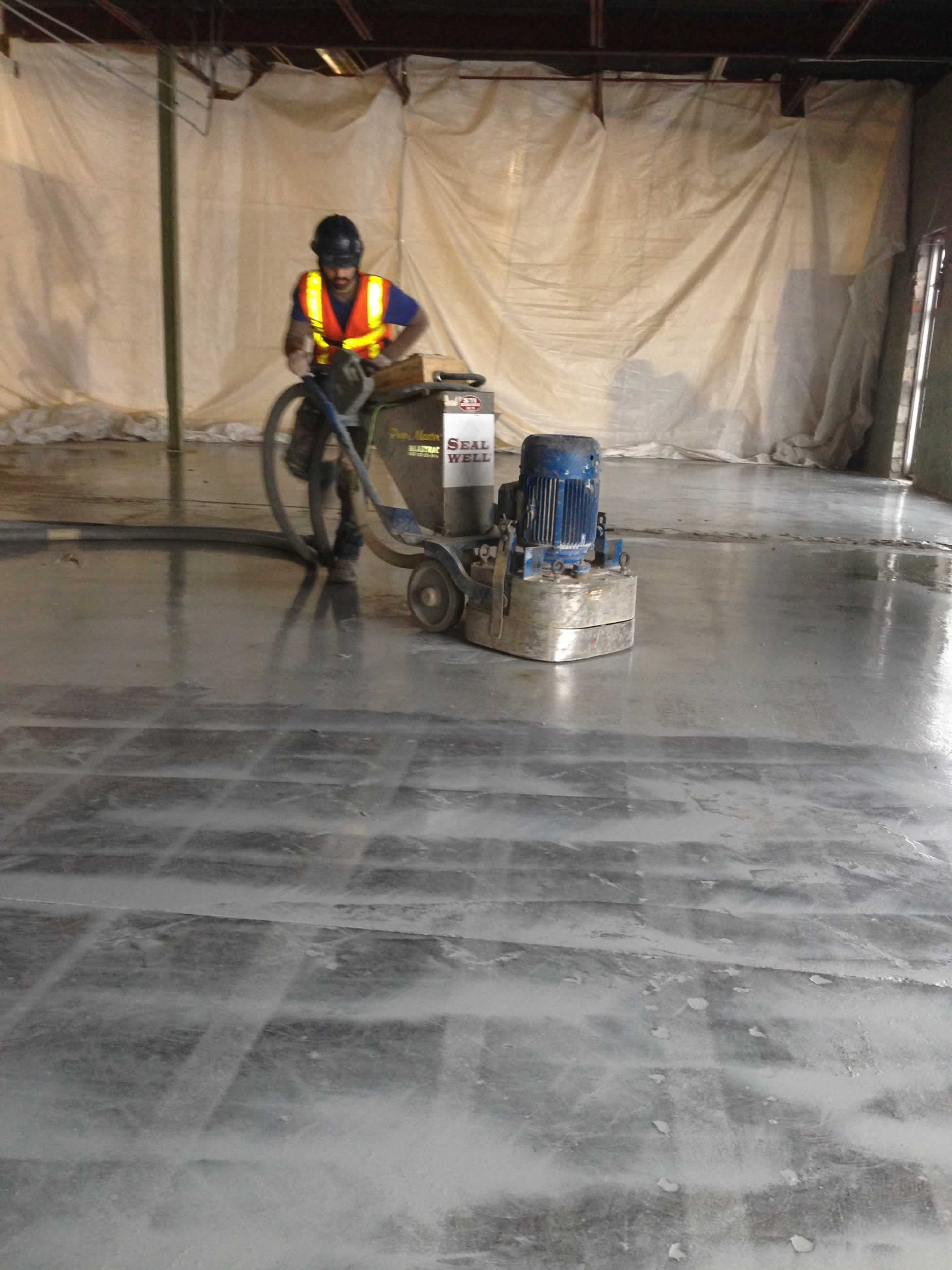 Polished Concrete Vs Epoxy