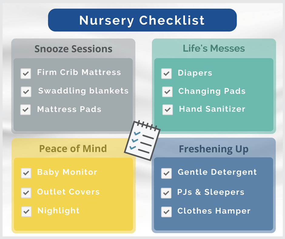 Sealy Baby Registry Checklist | Sealy Baby
