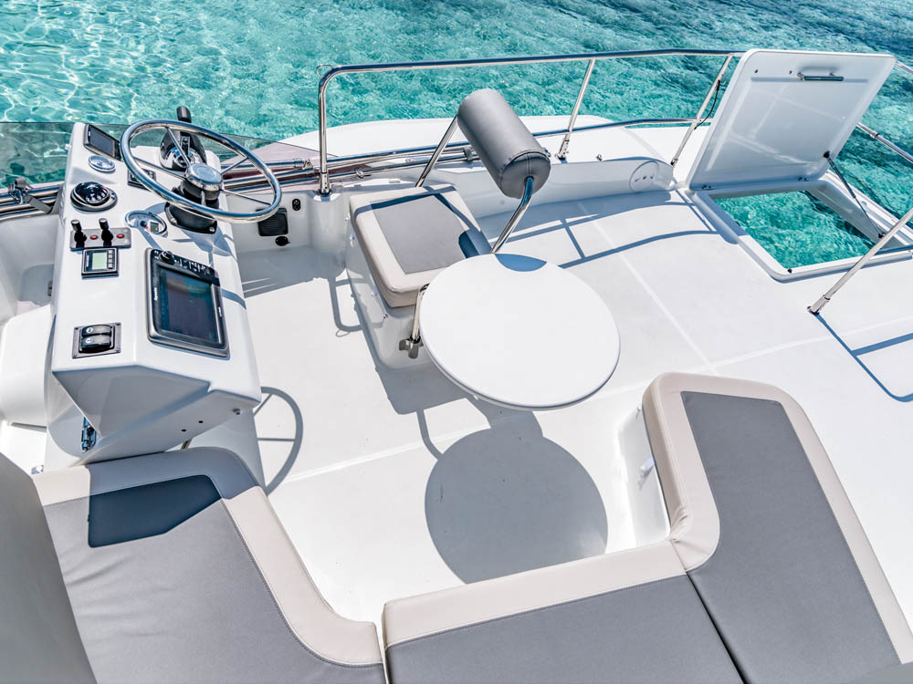 Beneteau Swift Trawler 30 Sea Magazine