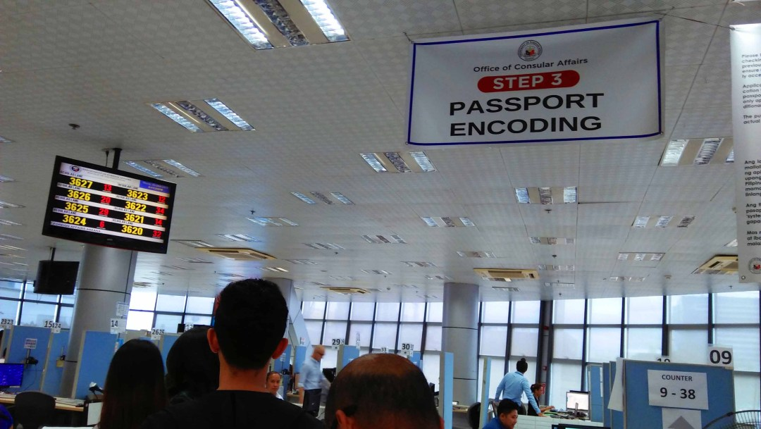 DFA Aseana OFW passport biometrics