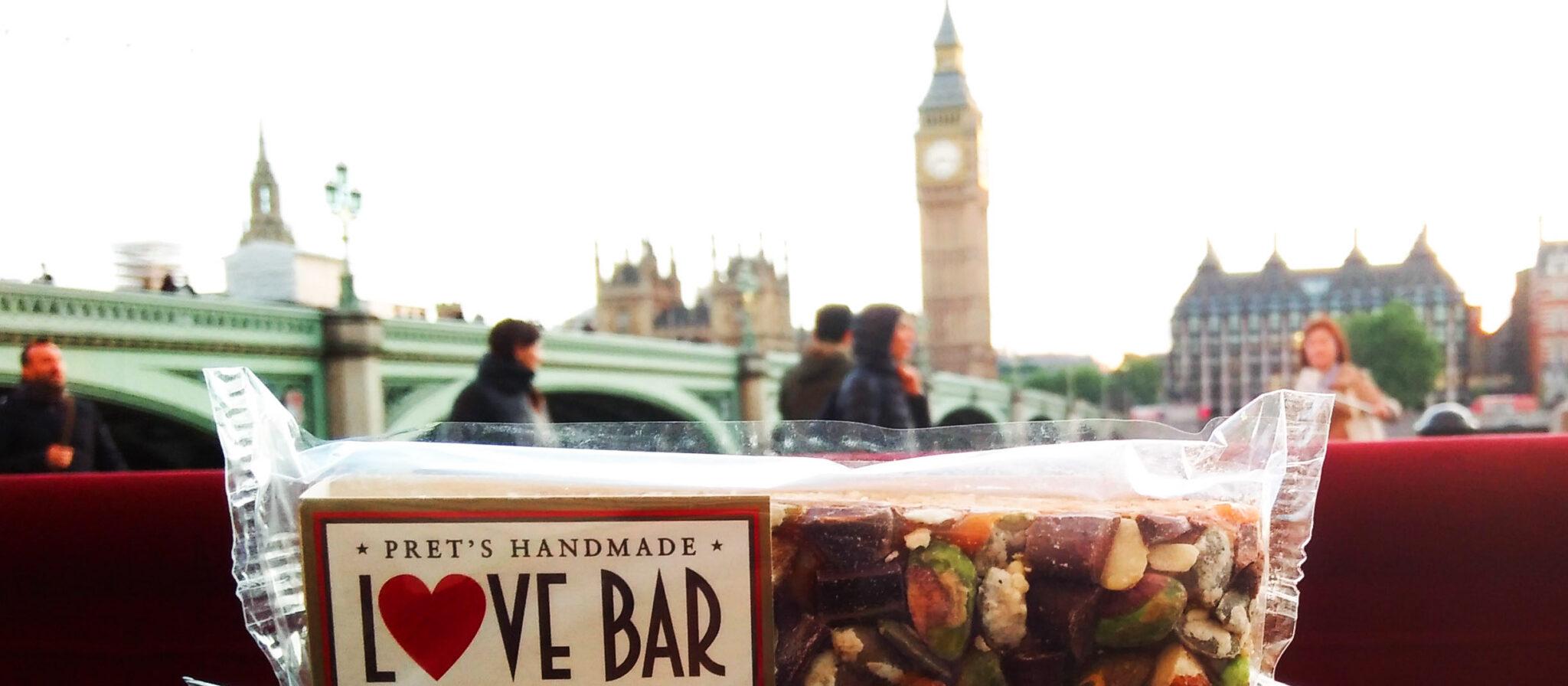 Seaman Memories. Love Bar in the city of Big Ben.