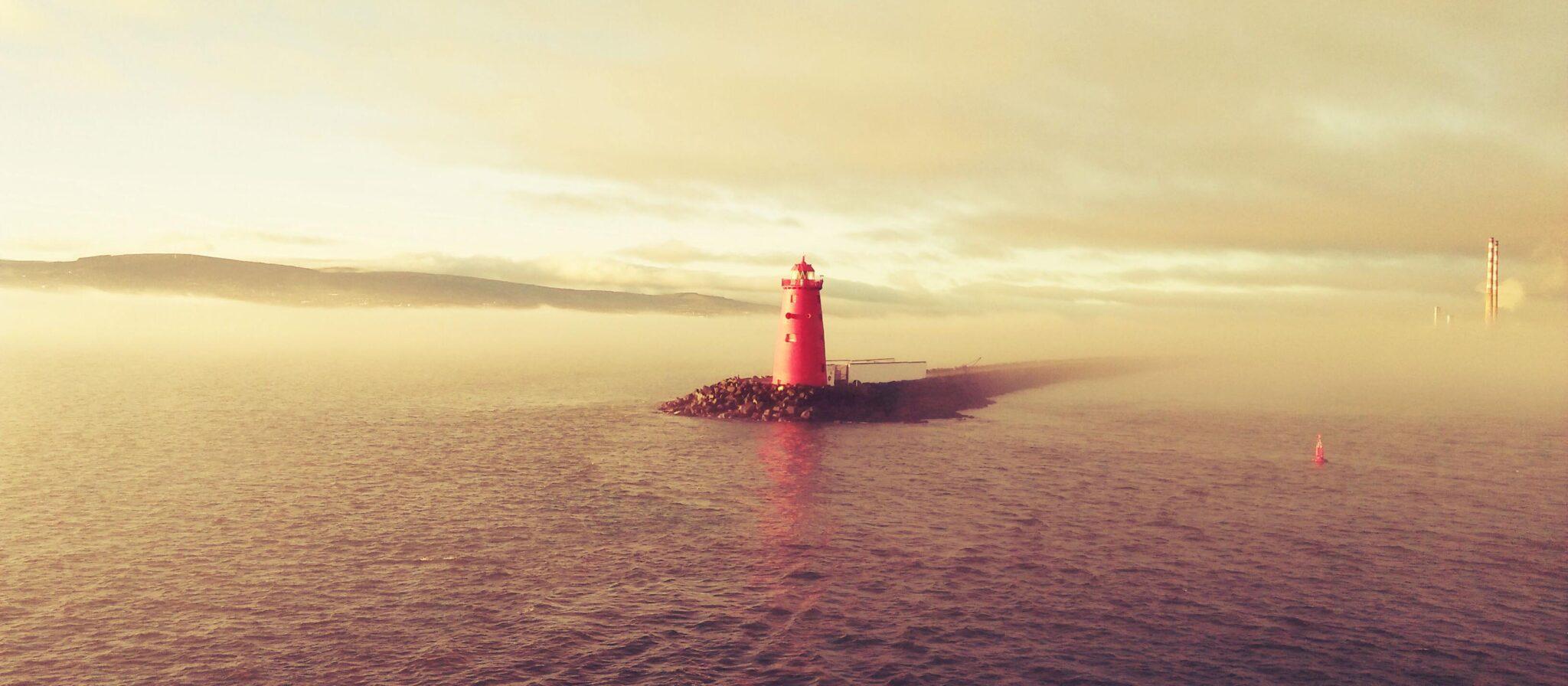 Seaman Memories. Lighthouse drama