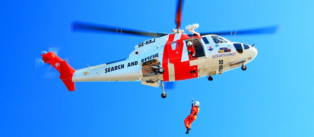 SAR WITH RAPPEL