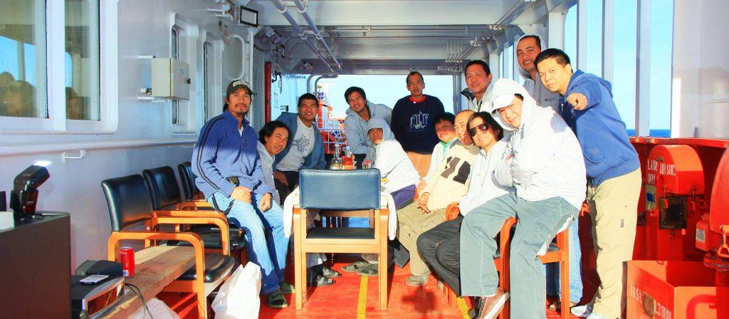 Seaman Memories. Tropa Eats.