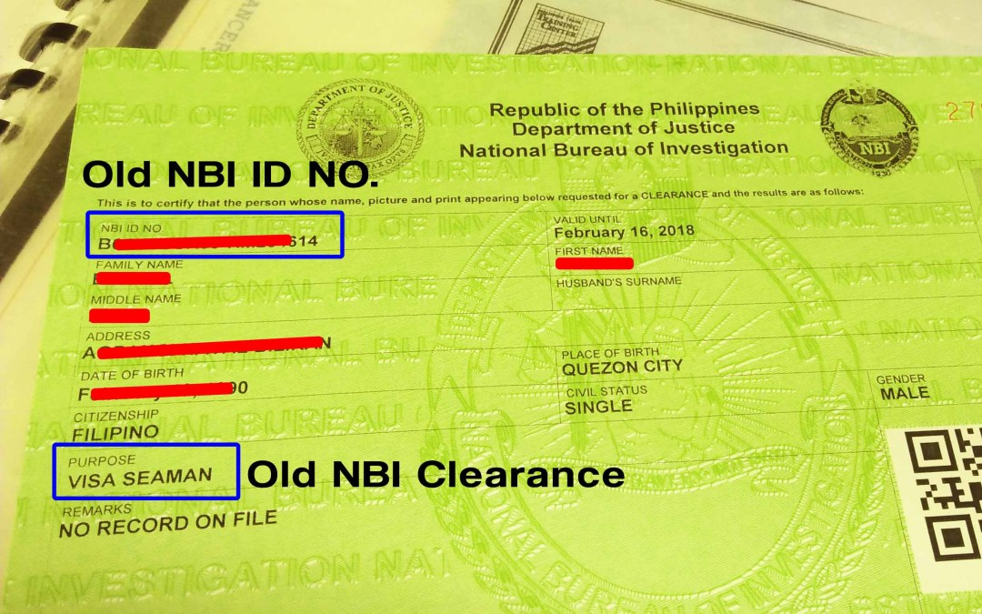 NBI Clearance Renewal Online Appointment 2018