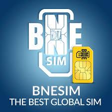 BNE SIM. The best global simcard