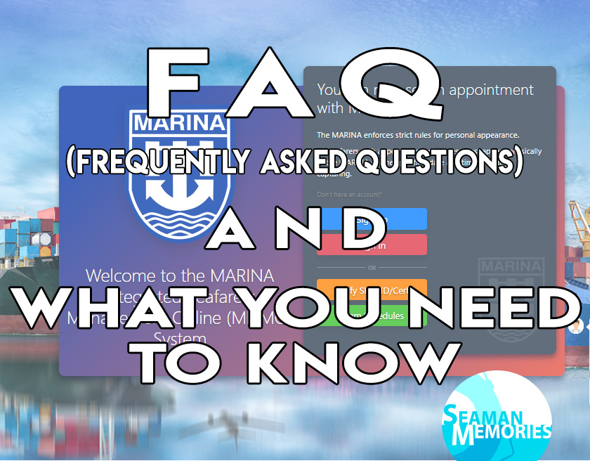 What is MISMO or the MARINA Integrated SeafarersManagementOnline System?