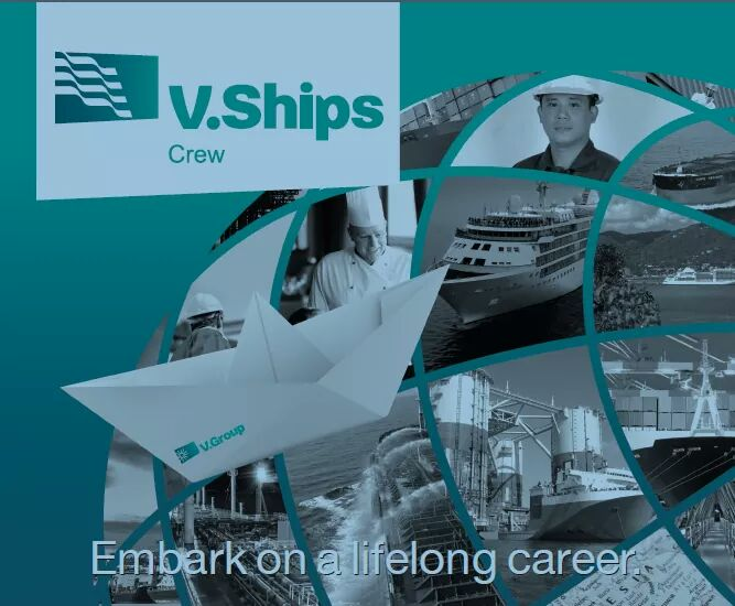 V. Ships Manila and their various ship types under crewing management