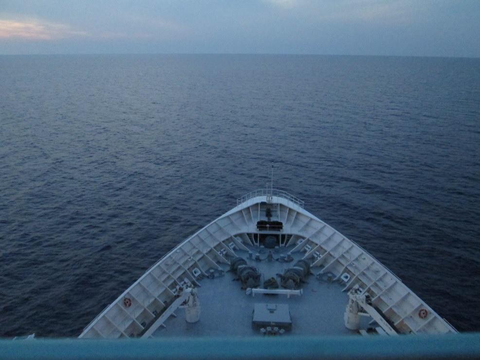 Ship's Bow